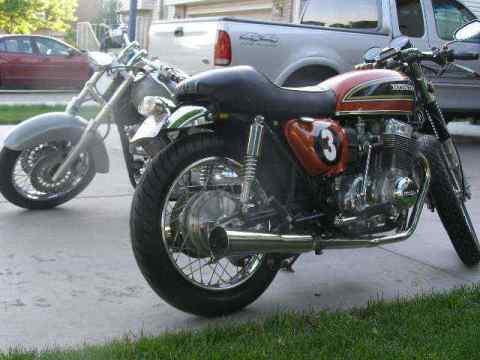 1975 Honda CB750 Cafe Racer 02