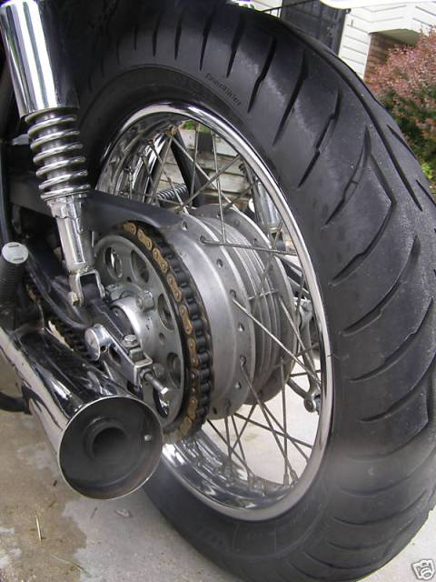 1975 Honda CB750 Cafe Racer 05