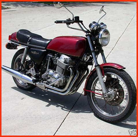 honda cb750 1975 project bike 01