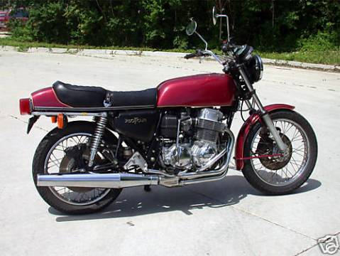 honda cb750 1975 project bike 03