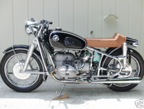 bmw r-series hybrid 1956 1966 AA01
