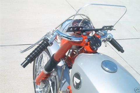 honda cb160 1967 cafe racer 06
