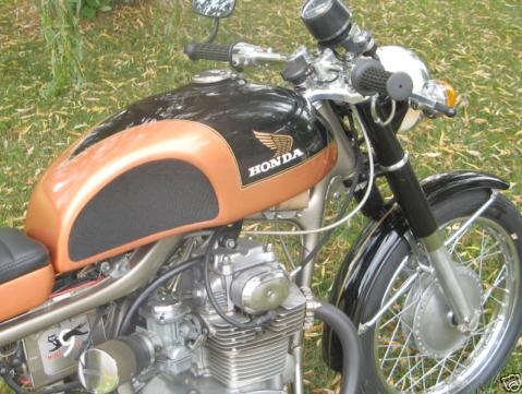 honda cb350 1968 cafe racer 02