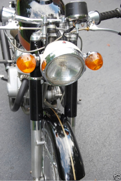 honda cb350 1968 cafe racer 06