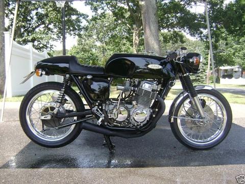 honda cb750 1971 dunstall cafe AA01