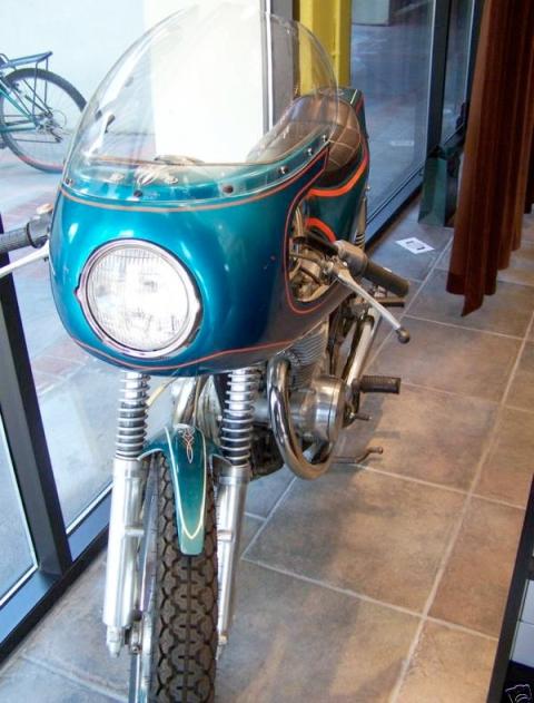 honda cl450 1970 cafe racer AA02