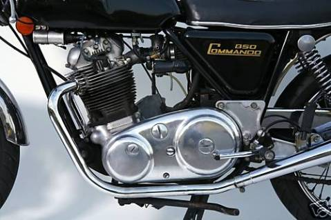 Norton Commando 1974 MKII Roadster 850 03