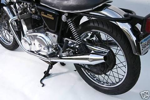 Norton Commando 1974 MKII Roadster 850 04