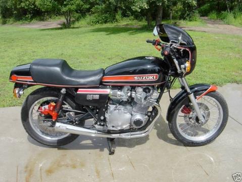 suzuki gs1000 1978 sport cafe AA01