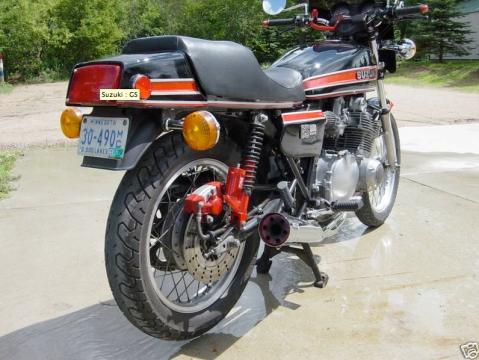 suzuki gs1000 1978 sport cafe AA04