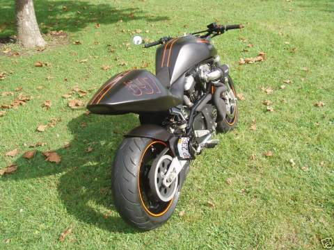 Buell S3T 1999 Street Fighter 04