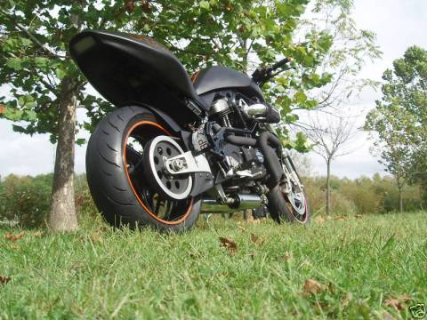 Buell S3T 1999 Street Fighter 07