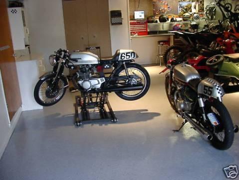 Honda CB200 1975 CR 06