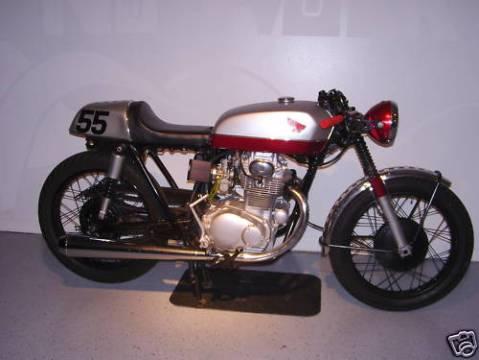 Honda CB350 1970 CR 011
