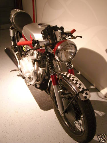 Honda CB350 1970 CR 013