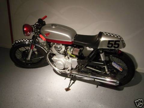 Honda CB350 1970 CR 015