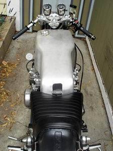 Honda CB400 1975 Cafe Racer 014