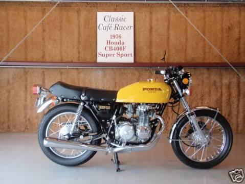 Honda CB400F Super Sport 1976 01