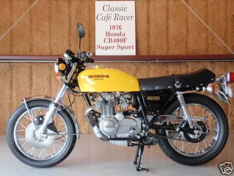 Honda CB400F Super Sport 1976 02