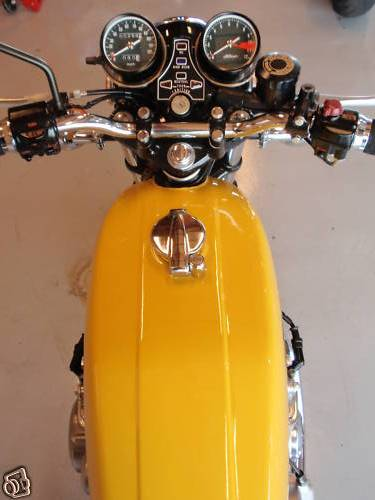 Honda CB400F Super Sport 1976 05