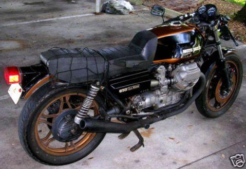 Moto Guzzi LeMans 850 Cafe Racer 02