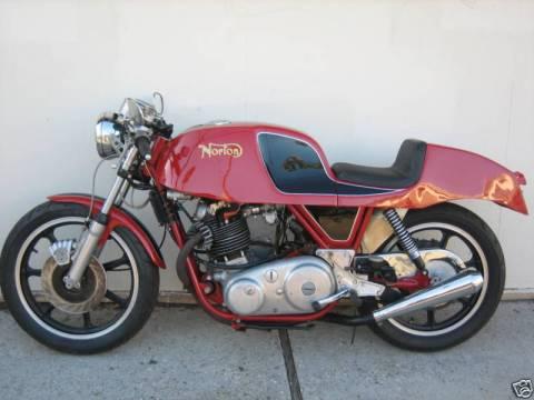 Norton 750 Commando Gus Kuhn Cafe Racer 011