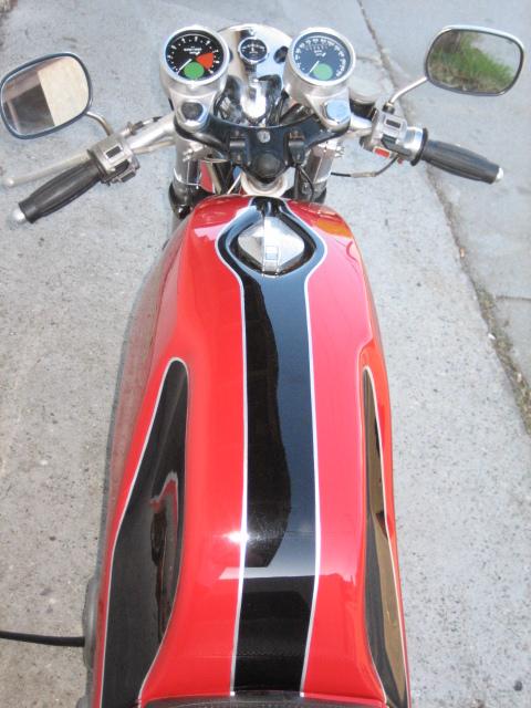 Norton 750 Commando Gus Kuhn Cafe Racer 015