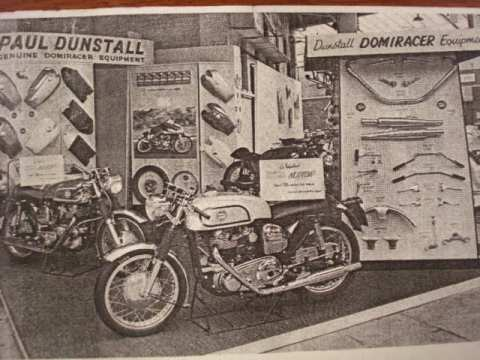 Norton Atlas 750 1965 Dunstall Rep 015