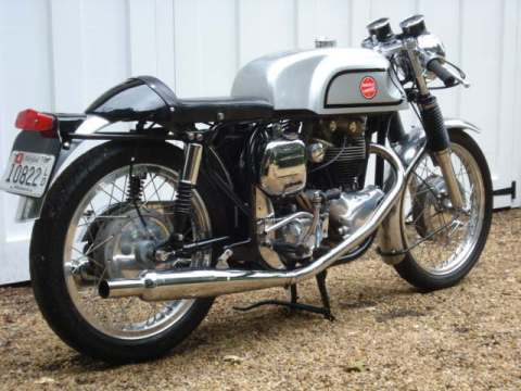 Norton Atlas 750 1965 Dunstall Rep 017