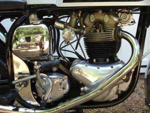 Norton Atlas 750 1965 Dunstall Rep 018
