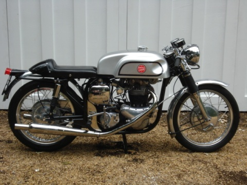 Norton Atlas 750 1965 Dunstall Rep 019