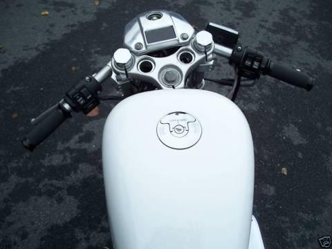 Harley Sportster 1989 Cafe Racer 0016