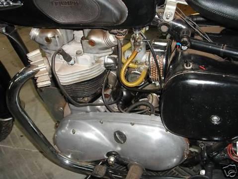 Triumph Thunderbird 1961 0014