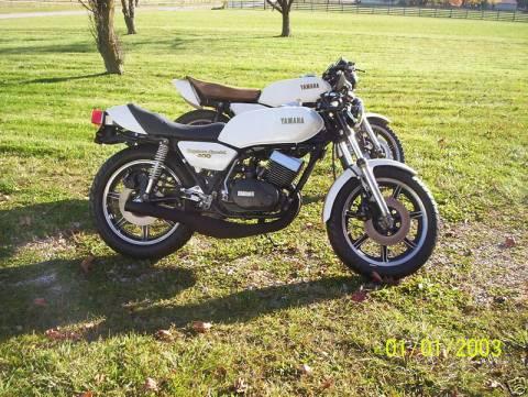 Yamaha RD400 Daytona Special 0011