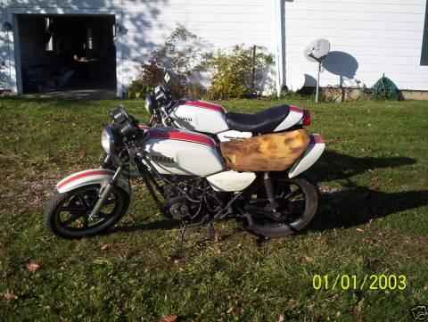 Yamaha RD400 Daytona Special 0014