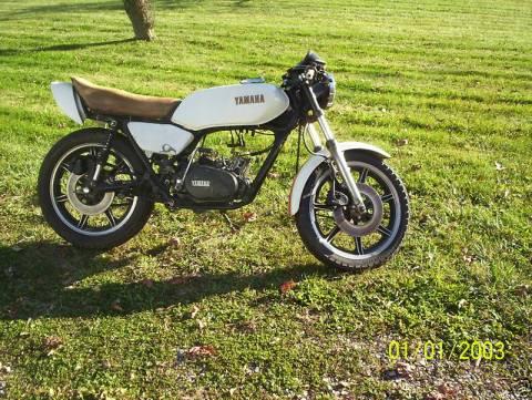 Yamaha RD400 Daytona Special 0015